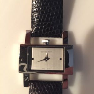 Stunning Burberry watch!
